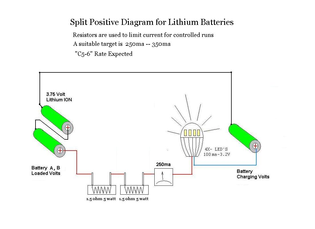 Splitting The Positive Archive Energetic Forum Protection Circuit Module Pcb For 37v Of Liion Battery 20a Limit