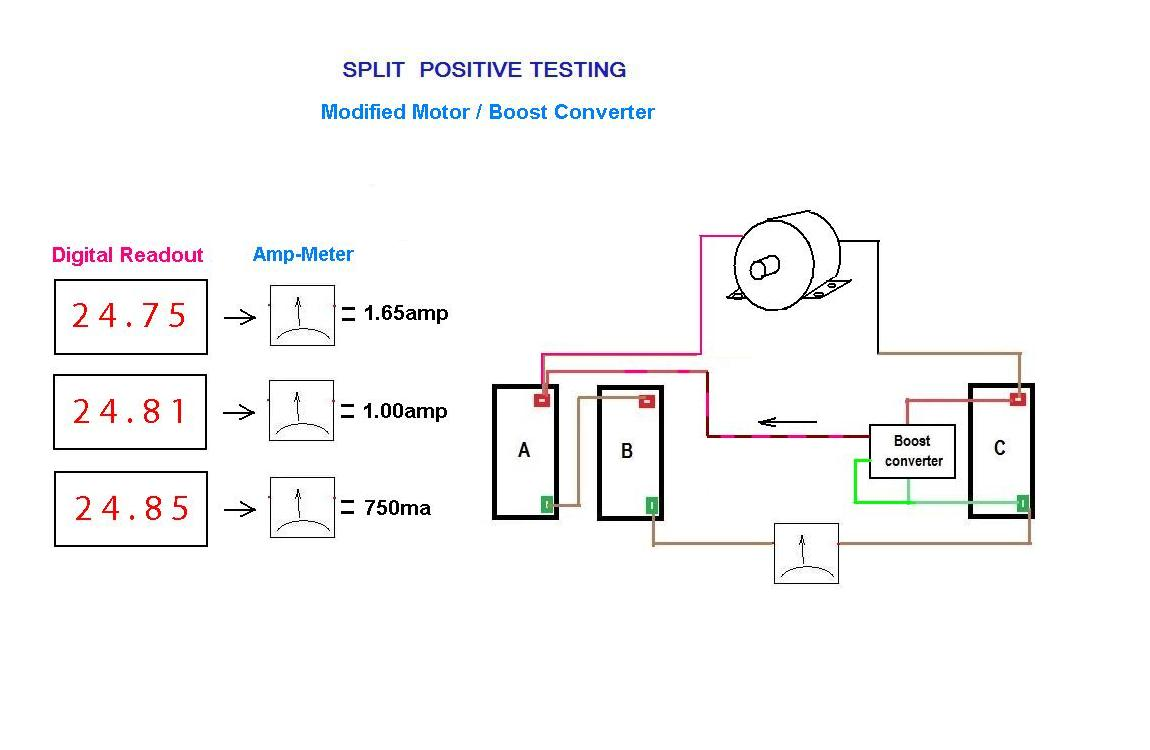 Splitting The Positive Archive Energetic Forum Wire Stepper Motor Wiring Http Wwwtalkingelectronicscom Projects