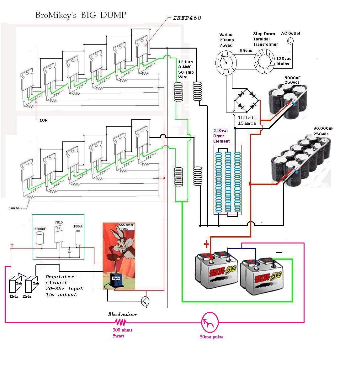 Bedini Battery Rejuvenator Diagram Diy Enthusiasts Wiring Diagrams Desulfator Circuit Images Frompo Alum Conversion For Lead Acid Batteries Archive Energetic Forum Rh Energeticforum Com Formula Golf